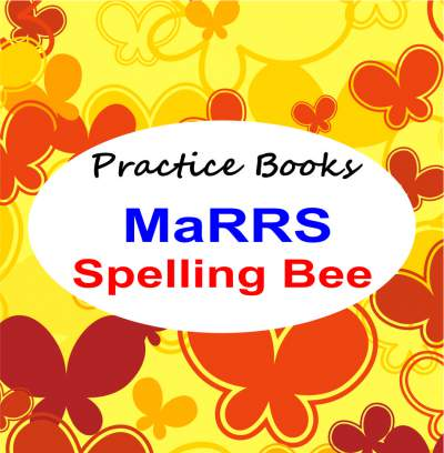 how to prepare child for marrs spelling bee books