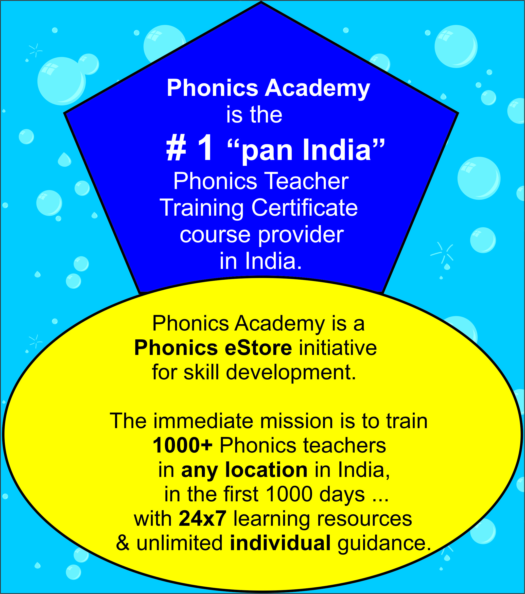 Phonics academy phonics teacher training courses india you are free to decide the course you wish to do you are most welcome to write talk to us for guidance you may whatsapp at 9820354672 or write to us at aiddatafo Choice Image