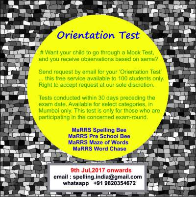 MARRS Word Master | Exams | Practice Question Books