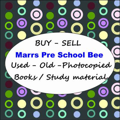 marrs preschool bee national level