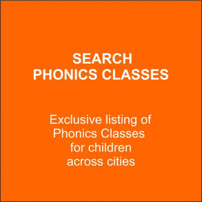 Learn-Teach Phonics classes courses training resources for children